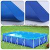 Tela incatramata rivestita Anti-UV del PVC per la piscina esterna