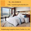 ホテルの寝具部屋は羽毛布団カバー100%年の綿を刺繍した