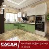 Keukenkast van pvc van het Begrijpen van Praag de Moderne Modieuze Plastic (CA20-12)