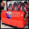 9d Cinema Rides met Pneumatic/Hydraulic/Electric System