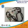 De Assemblage van de kabel en de Uitrusting van de Draad met Mannelijke Vrouwelijke Schakelaar
