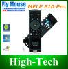 Mele 2014 F10 2.4GHz 3 en 1 Fly Air Mouse + Wireless Keyboard + Remote Control, Mini Keyboard, Mini Air Mouse para Android TV Box