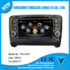 2DIN Autoradio Car DVD для Audi Tt с GPS, Bt, iPod, USB, 3G, WiFi (TID-C078)