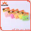 Cheap Sticky Note Pad avec 4 couleurs pour l'utilisation du bureau (SN018)