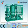 Faible coût de l'huile de la turbine d'aspiration (séparateur d'eau TY série)