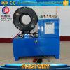 Equipamento de friso de friso da mangueira da máquina da mangueira hidráulica da alta qualidade