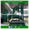 China-Fabrik-Preis-Rollen-Förderwerk durch den Typen, der das Stahlrohr poliert Maschine Shotblasting ist