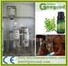 Unidad de destilación de aceites esenciales de flores y plantas