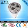 3W GU10 Licht het van uitstekende kwaliteit van het PARI, LEIDENE Warme Witte Schijnwerper