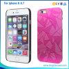 El caso de aluminio de lujo para el iPhone 6s, Metal la caja del teléfono móvil para el iPhone 6s más, caja del teléfono para la manera del iPhone 6