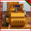 El mezclador concreto industrial, seca el mezclador concreto, pesa el mezclador concreto de procesamiento por lotes por lotes