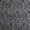 Vestuário químico do vestido da tela do laço do bordado