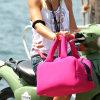 Sacola Carryall Neoprene Perfurado Duffel Ginásio Bag Logotipo personalizado Everyday Saco de ginásio