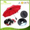 LED 토치 우산을%s 가진 23 인치 LED 샤프트 우산 LED