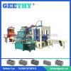 Qt4-20c Semi-automatique de ligne de production de machine à fabriquer des briques de béton