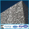 Interior y Exterior de los paneles de pared Metal Material de espuma de aluminio