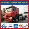 Vrachtwagen van de Tractor van de Aanhangwagen van de Versnellingsbak 2 371HP HOWO Zf van Sinotuck de Euro 6*4