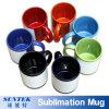 Tazza di ceramica del vario spazio in bianco di sublimazione per il regalo promozionale