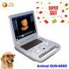 Ordinateur portable 3D ultrasound machine/machine à ultrasons à usage vétérinaire portables bon marché