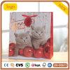 Miezekatze, Weihnachtsbaby-Katze-Geschenk-Papierbeutel