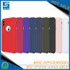iPhone 8のための中国によってカスタマイズされる液体のシリコーンの携帯電話の箱の熱い販売