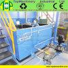 Пакостной повторно использованная водой пластмасса циркуляции моя рециркулирующ завод водоочистки нечистоты машины