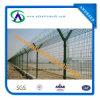 358 recubierto de PVC de alta seguridad de cerco de malla de alambre soldado