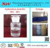 Bulk Hydrochloric Zuur 31% de Rang van het Voedsel & de Rang van de Industrie
