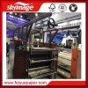 Macchina 600*1200mm di scambio di calore della cinghia del nastro per il tessuto di tessile