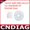 Vgate WiFi OBD Multiscan Elm327 для iPad iPhone PC Android