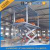 Sistema verticale elettrico di parcheggio dell'automobile dell'autorimessa sotterranea