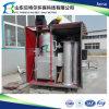 De diesel Verbrandingsoven van het Stevige Afval, de Brandende Verbrandingsoven van het Afval 10-500kgs/Time