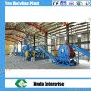 Linea di produzione di gomma automatica della polvere della pianta di riciclaggio del pneumatico linea di gomma della briciola