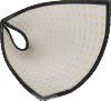 Filmtechnik-Studio-Installationssatz der Flex1x1' zweifarbiger LED Matten-2-Light mit Wechselstrom-Adapter