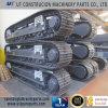 Exkavator-Spur-Link-Montage-Spur-Schuh für Exkavator-/Technik-und Aufbau-Maschinerie-Teil-Gummispur-Fahrgestell