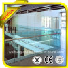 4mm-19mm Safety Clear Cheap Glass Fence mit CE/CCC/ISO9001