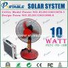 10W de draagbare ZonneGenerator van de Energie van het Gebruik van het Huis van het Systeem (petc-f-d-10W)