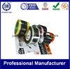 Buena adherencia de la impresión del precio barato colorido de la cinta adhesiva