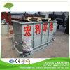 Tratamento de flotação de ar dissolvido a remoção da massa de águas residuais de bronzeamento