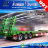 Tri camion de remorque inférieur de bâti des essieux 60ton d'Aotong avec Fuwa