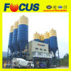 China Made 240m3/H Stationary Hzs240 Concrete Batch Plant Cement Mixing Plant met Ce en ISO9001