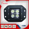 CREE LED Work Light di 3inch 12W per Offroad/SUV /ATV