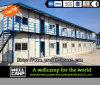 販売のためのマレーシアのプロジェクトの移動式モジュラープレハブのホーム