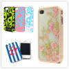 China Wholesale Logo Printed Customized Cell/Mobile Phone Cover/Case para o iPhone