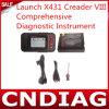 Strumento diagnostico completo del lancio X431 Creader VIII