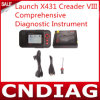 Lancering X431 Creader VIII Uitvoerig Kenmerkend Instrument