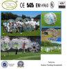 Bola de parachoques inflable humana caliente de la burbuja de Saling