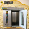 빵집 장비 공급자 빵집 가스 산업 회전하는 선반 오븐 대류 오븐