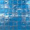 青い虹色のプールのモザイク・タイルTq12
