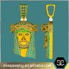 Il disegno Hip Hop Jesus su ordine di cad incanta il pendente Mjhp024